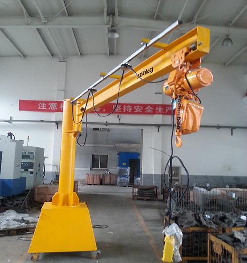 250kg移动式悬臂吊