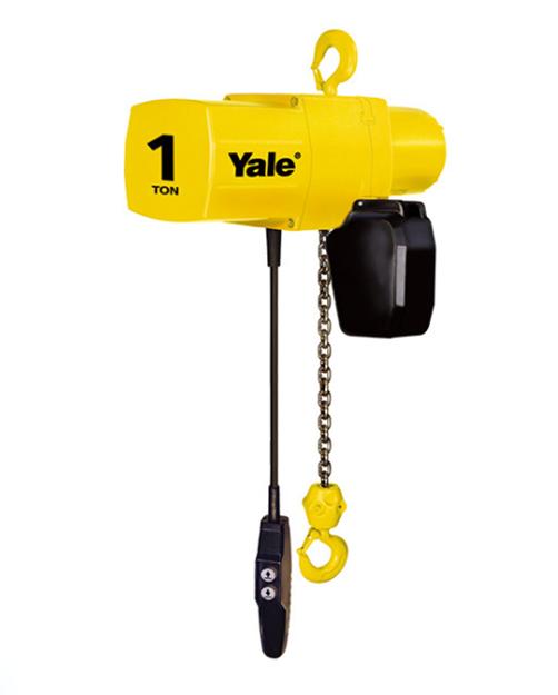 耶鲁环链葫芦Yale电动葫芦