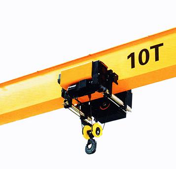 10t欧式单梁起重机