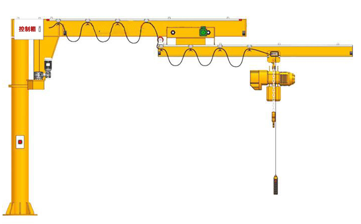 BZD-SS悬臂伸缩起重机