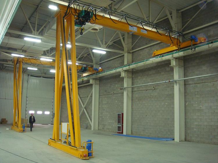 5t电动欧式龙门起重机